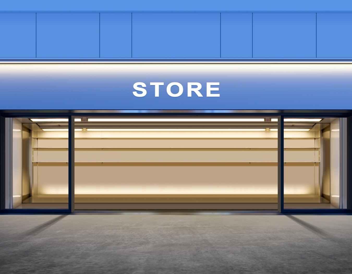 dark store